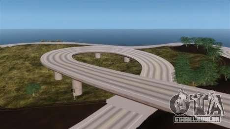 Localização StartMap para GTA 4 por diante tela