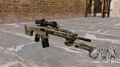 Espingarda Remington R11 RSASS para GTA 4