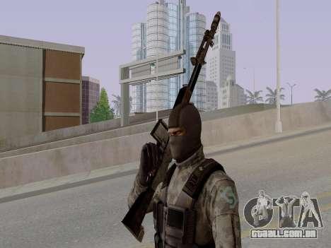 Cell para GTA San Andreas oitavo tela