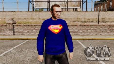 Coleção Superman para GTA 4