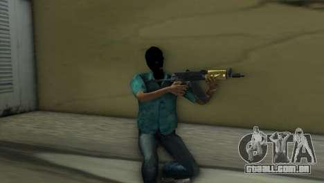 Yugo M92 para GTA Vice City por diante tela