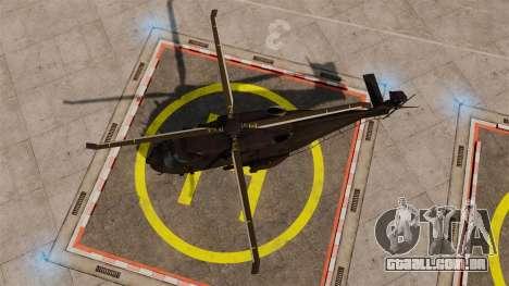 Eurocopter NHIndustries NH90 [EPM] para GTA 4 vista direita