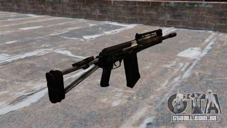 Saiga-12 shotgun para GTA 4 segundo screenshot