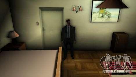 Max Payne para GTA Vice City sexta tela
