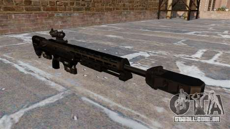 Rifle sniper DSR-Precision GmbH DSR-50 para GTA 4