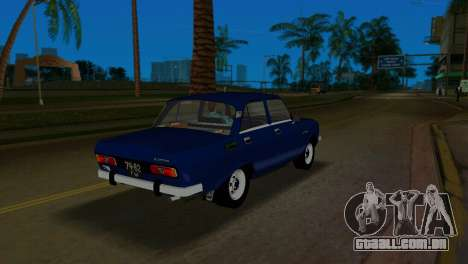 AZLK 2140 para GTA Vice City vista direita