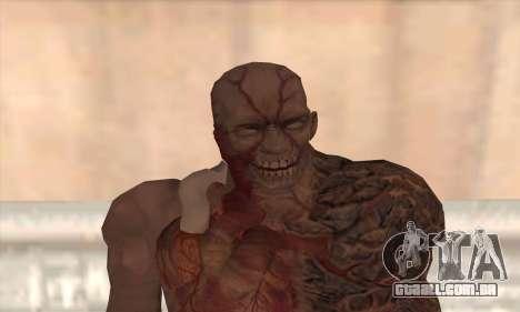 Tyrant T002 para GTA San Andreas terceira tela