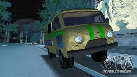 Coleção UAZ-3741 para GTA Vice City