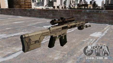 Espingarda Remington R11 RSASS para GTA 4 segundo screenshot