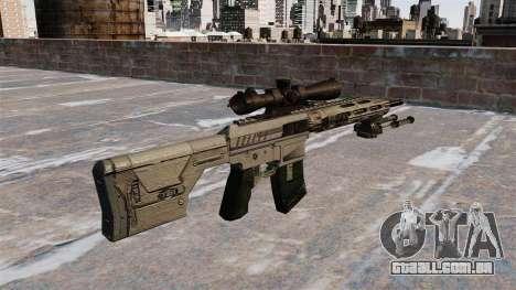 Espingarda Remington R11 RSASS para GTA 4 segundo screenshot