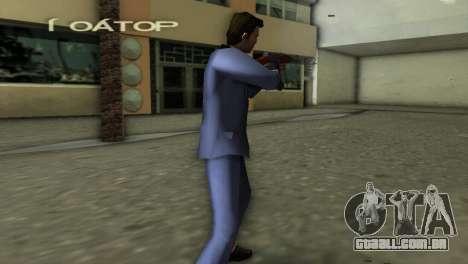 Vz-58 para GTA Vice City quinto tela