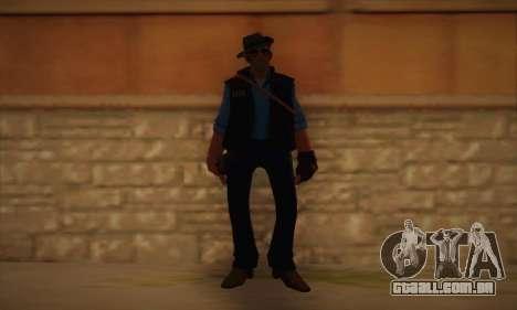 Atirador de pele de Team Fortress 2 para GTA San Andreas