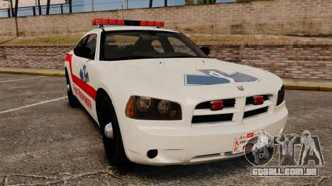 Dodge Charger First Responder [ELS] para GTA 4