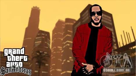 Loadscreens American Rap para GTA San Andreas terceira tela