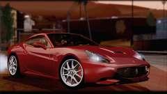 Ferrari California para GTA San Andreas