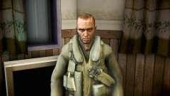 Nicholas de Call of Duty MW2