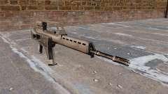 Fuzil de assalto HK G36 para GTA 4