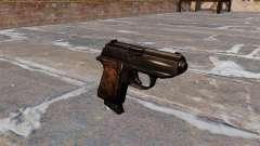 Carregamento automático pistola Walther PPK