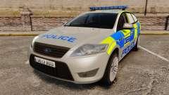 Ford Mondeo Metropolitan Police [ELS]