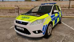 Ford Focus Estate Metropolitan Police [ELS]