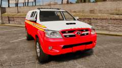 Toyota Hilux FDNY v2 [ELS]
