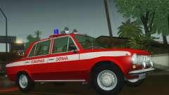 VAZ 21011 protecção contra incêndios