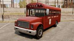 GTA IV TLAD Prison Bus