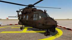 Eurocopter NHIndustries NH90 [EPM] para GTA 4