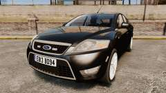 Ford Mondeo Unmarked Police [ELS] para GTA 4