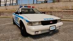 GTA V Vapid Police Cruiser NYPD