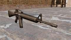 Semi-automático rifle AR-15 Armlite