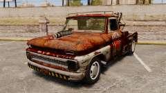 Chevrolet Tow truck rusty Rat rod