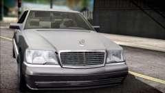 Mercedes-Benz S600 V12 V1.2