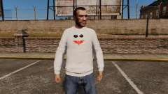 Camisola-The Joker- para GTA 4