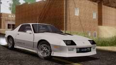 Chevrolet Camaro IROC-Z 1989 FIXED para GTA San Andreas