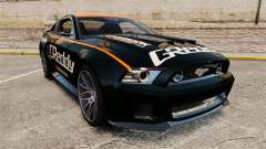 Ford Mustang GT 2013 NFS Edition