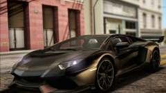 Lamborghini Aventador LP720 para GTA San Andreas
