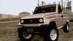 Toyota Fj70 2007 Pick Up