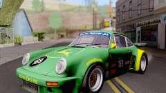 Porsche 911 RSR 3.3 skinpack 6 para GTA San Andreas