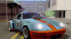 Porsche 911 RSR 3.3 skin pack 2 para GTA San Andreas