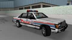 BETA Police Car