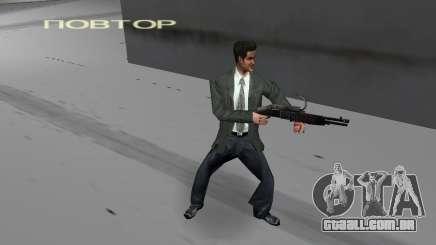 SPAS 12 para GTA Vice City