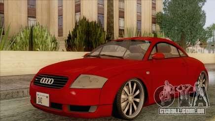 Audi TT 1.8T para GTA San Andreas
