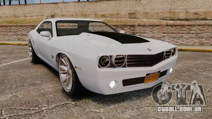 GTA V Declasse Gauntlet ZL1 2014 Facelift para GTA 4