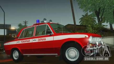 VAZ 21011 protecção contra incêndios para GTA San Andreas