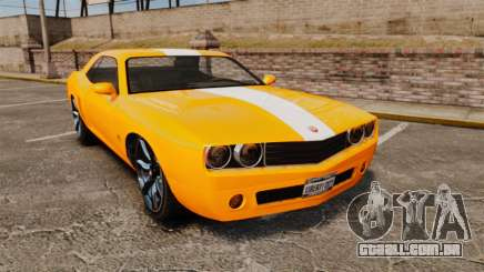GTA V Gauntlet 450cui Turbocharged para GTA 4