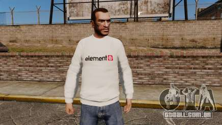 Camisola-elemento - para GTA 4