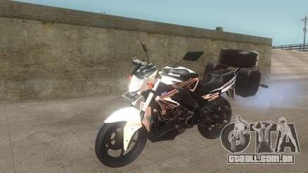 Yamaha V-ixion 150cc 2012 Touring Edition para GTA San Andreas