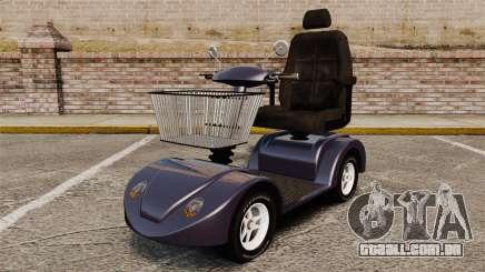 Funny Electro Scooter para GTA 4