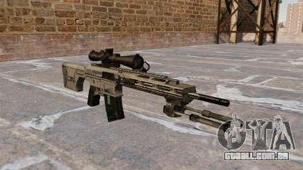 Espingarda Remington R11 RSASS para GTA 4